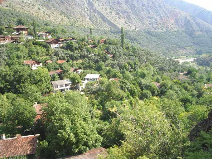 Oruçlu Köyü
